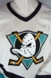 Mobile Preview: CCM Anaheim Mighty Ducks Jersey Home White Walt Disney Movie Mens XL