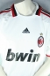 Preview: Adidas AC Mailand Jersey 10 Clarence Seedorf 2009/10 bwin Away white men L