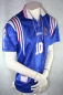 Preview: Adidas France Jersey 10 Zinédine Zidane Euro 1996 home men's M or XL