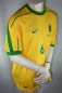 Preview: Nike Brazil Jersey 6 Roberto Carlos WC 1998 home yellow men's S