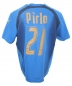 Preview: Puma Italy Jersey 21 Andrea Pirlo 2006 WC World home Champion men's XL (B-Stock)