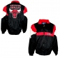 Preview: Starter Chicago Bulls jacket NBA Basketball black red men's XL