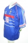 Preview: Adidas France Jersey 10 Zinedine Zidane world cup 98 1998 blue home men's S (B-Stock)