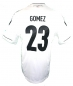 Mobile Preview: Adidas Germany jersey 23 Mario Gomez Euro 2012 home white men's XL