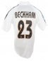 Preview: Adidas Real Madrid Jersey 23 David Beckham 2004/05 NEW home men's XXL 2XL