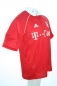 Preview: Adidas FC Bayern Munich jersey 69 Bixente Lizarazu 2005/06 signatured men's S-M 176cm