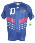 Mobile Preview: Adidas France Jersey 10 Zinedine Zidane World cup 2010 home men's XL