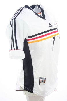Adidas Germany Jersey 7 Möller world cup 1998 men's S-M