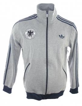 Adidas Deutschland Jacke TT Tracktop WM 1990 DfB Originals Grau Herren XL