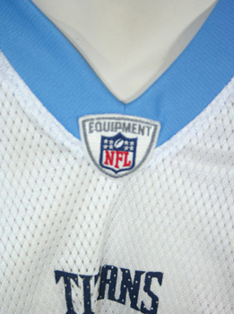 Reebok Tennessee Titans jersey 10 Vince Young NFL white men's XL
