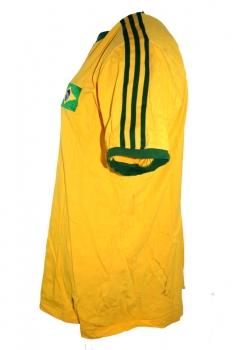 Adidas BrasiliaBrasil camiseta 1978 1982 Adidas Originals senor SMLXLXXL