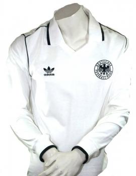 ADIDAS DFB TRIKOT *Mercedes Benz Edition* Poloshirt Rarität
