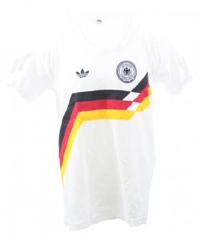 Adidas Deutschland Tank Top T shirt 1990 weiß Originals DFB Neu Herren SMLXL
