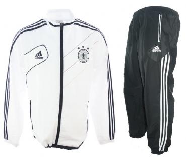 Adidas Deutschland Jacke DFB Trainingsanzug jacke Hose Euro 2012 Herren L=7 oder XL=9