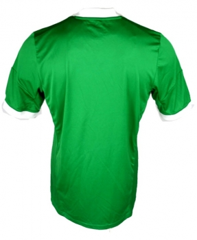 Adidas Germany jersey 2012 away green shirt DFB new with tags men's XL/XXL/2XL