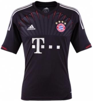FC Bayern München Champions League Trikot 201213 Adidas L