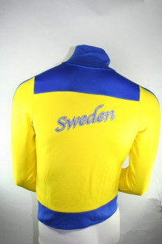 Adidas Sweden Jacket TT WC 2014 Tracksuit woman 36 (S)