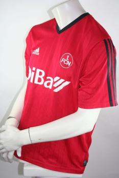 Adidas 1.FC Nürnberg jersey 2004/05 Diba red home men M