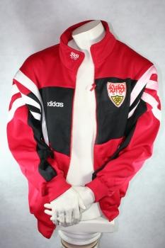 Adidas VfB Stuttgart Trainingsanzug Jacke mit Hose Südmlich 1996 Herren XXL2XL