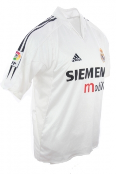 Adidas Real Madrid Jersey 23 David Beckham 2004/05 NEW home men's XXL 2XL