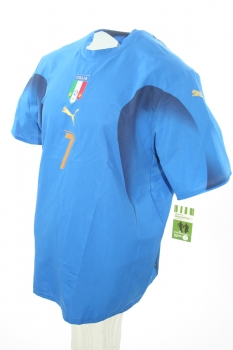 Puma Italy jersey 7 Alessandro Del Piero 2006 World Cup champions men's L or XL