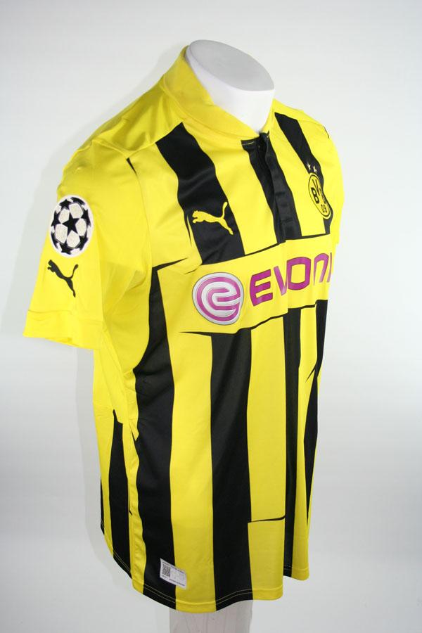Puma Borussia Dortmund camiseta 9 Robert Lewandowski 2012 ...