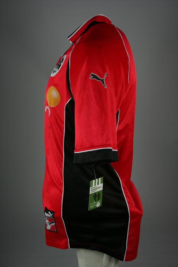 Interkom Trikot Eintracht 199899 Frankfurt Puma Team Viag iPZOXTku