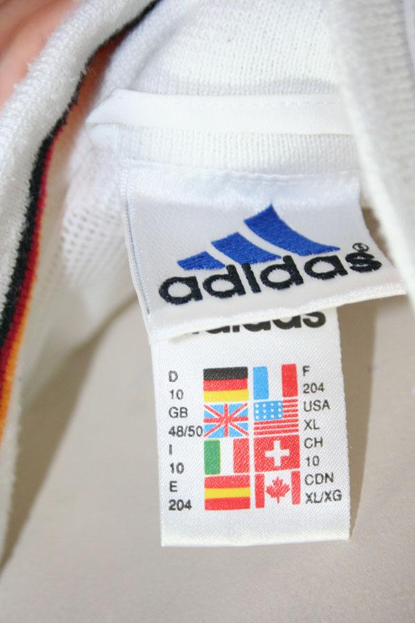 Adidas Deutschland Trainingsanzug WM 1998 DFB Jacke & Hose ...