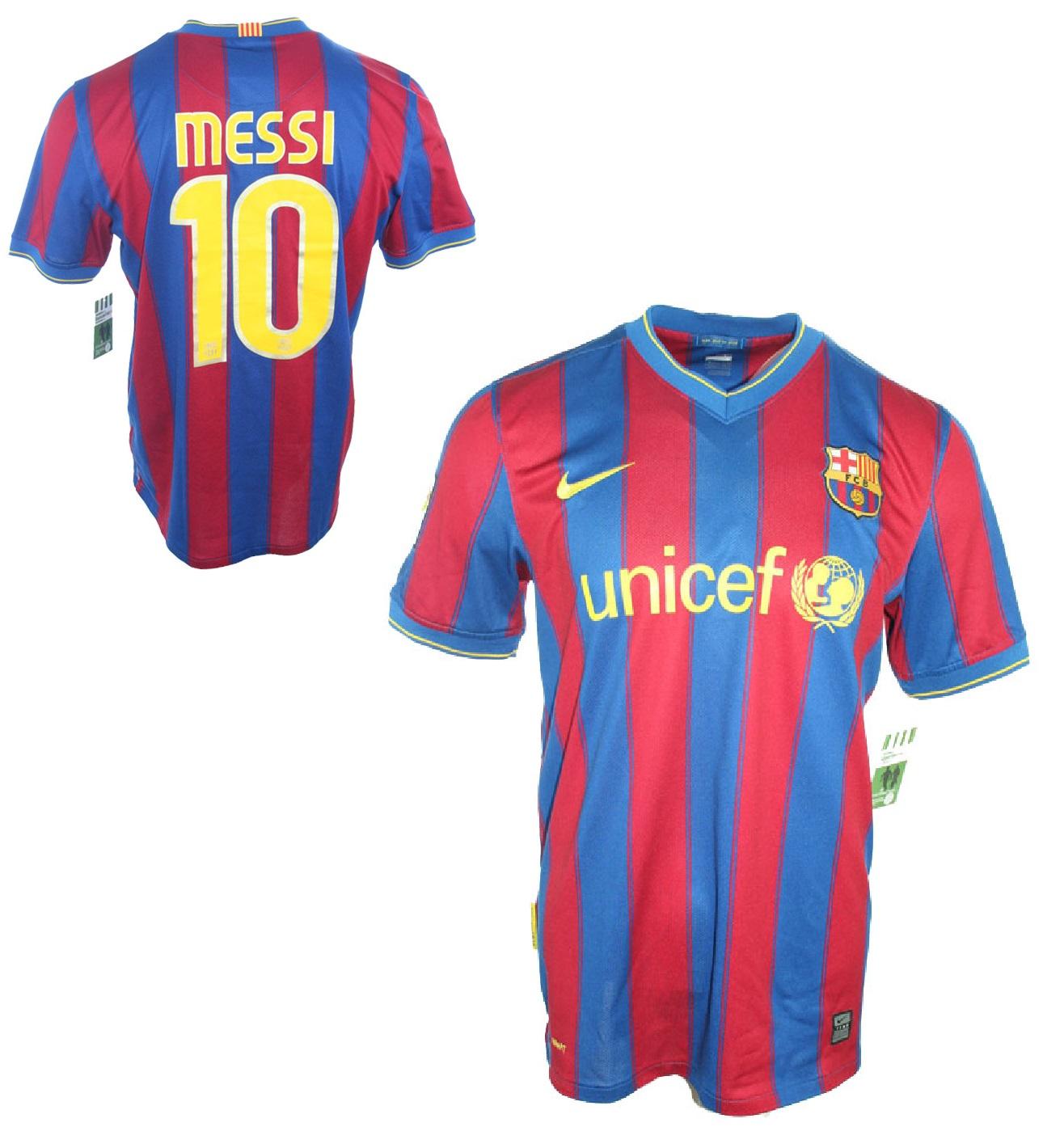 Nike Fc Barcelona Jersey 10 Lionel Messi 2009 10 Cl Winner Men S S M L Xl Xxl Shirt Buy Order Cheap Online Shop Spieler Trikot De Retro Vintage Old Football Shirts Jersey From Super Stars
