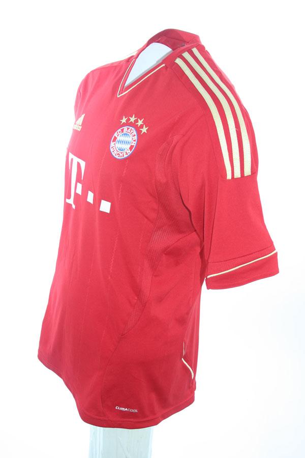 Bild: adidas: FC Bayern München Heim Trikot 201213 mit