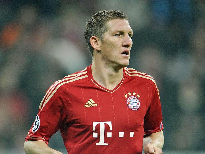 Bayern Trikot 2012