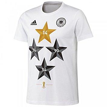 adidas 4 sterne wm t-shirt