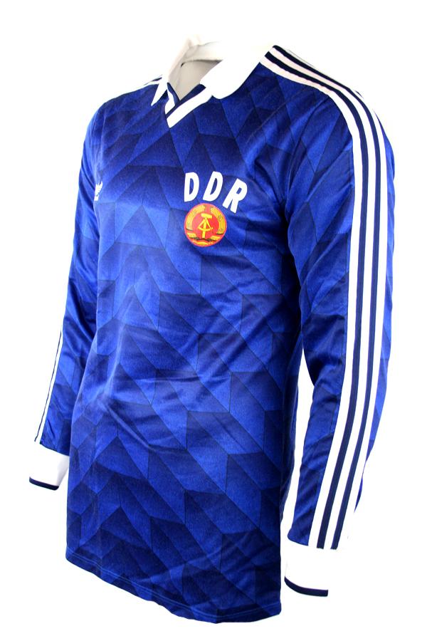 Adidas DDR Trikot WM 1986 1990 Deutsche demokratische