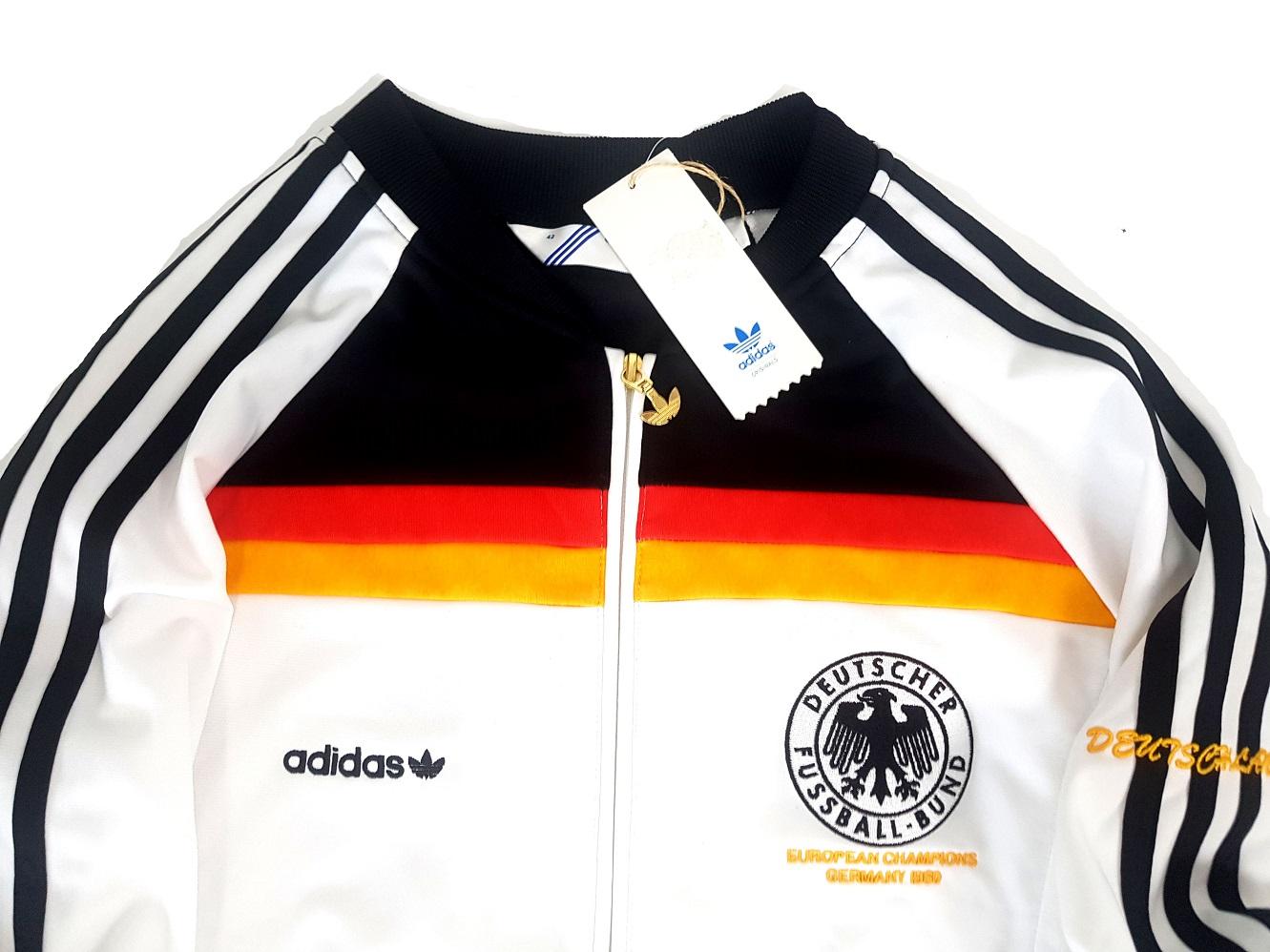ADIDAS DFB DEUTSCHLAND Germany Trainings Jacke Shirt