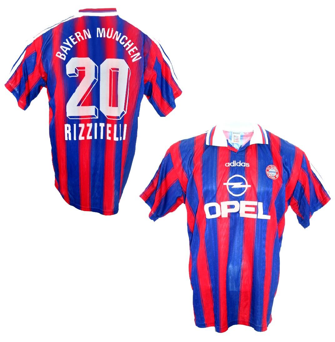 Adidas FC Bayern München Trikot 20 Rugero Rizzitelli 199596