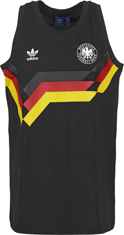 adidas deutschland t shirt 1990