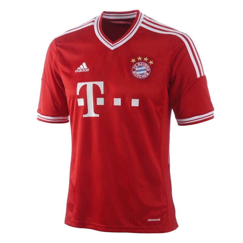Adidas FC Bayern München Trikot 7 Ribery 201314 Neu Triple