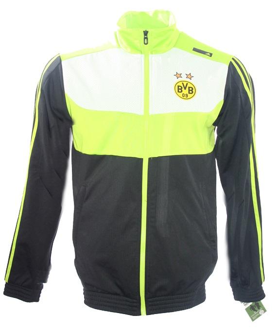 Trainingsjacke Trikot Jacke Borussia Dortmund Bvb Adidas tQdxChsr
