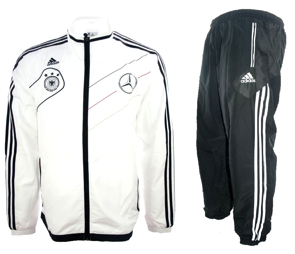 lower price with pretty cool quite nice Adidas Deutschland Jacke DFB Trainingsanzug Hose Mercedes ...