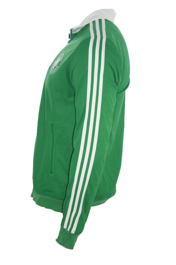 Adidas Deutschland Jacke DFB Trainingsjacke Grün Euro 2012