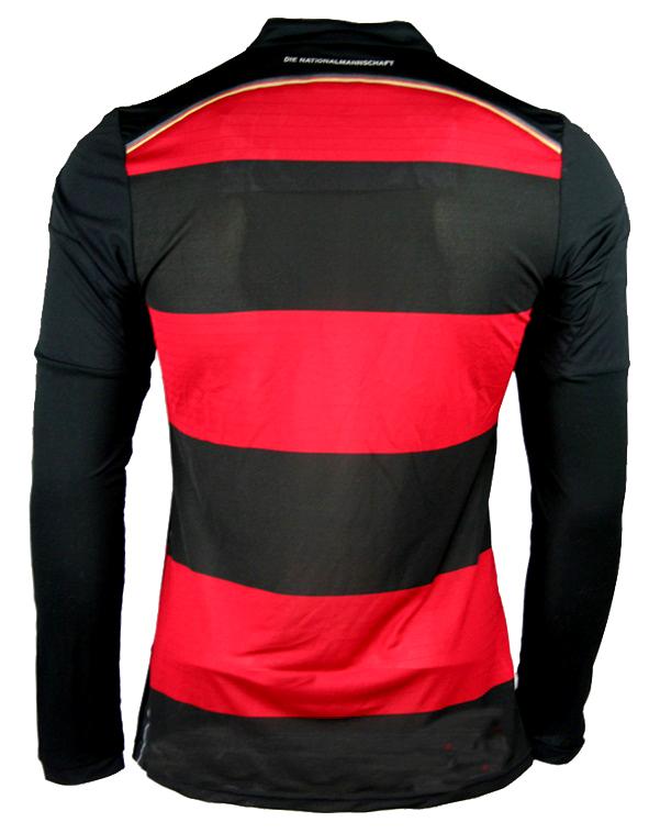 Adidas Deutschland Trikot WM 2014 Auswärts DFB Neu Adizero