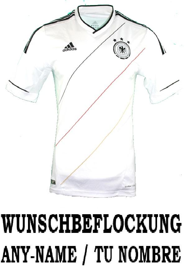 adidas DFB Deutschland Trikot EM 2012
