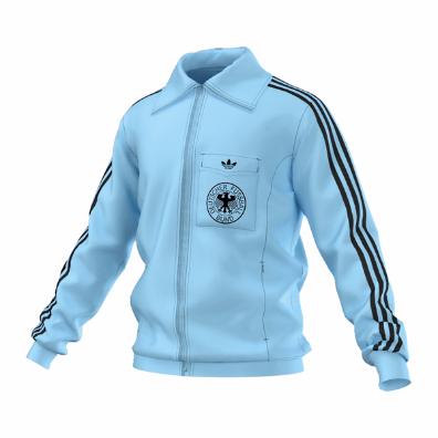 adidas dfb jacke hellblau
