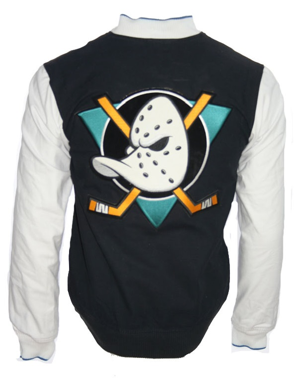 Adidas Originals Anaheim Mighty Ducks Jacke College Walt