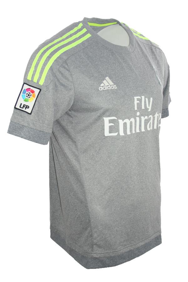 Adidas Real Madrid Trikot 7 Cristiano Ronaldo 2015/16 Away ...