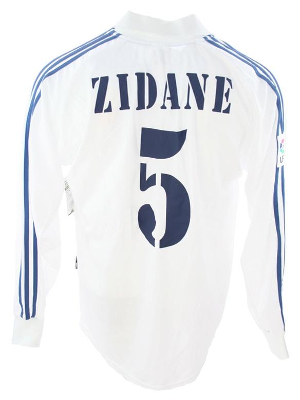 ORIGINAL ADIDAS REAL Madrid Trikot jersey langarm RONALDO XL