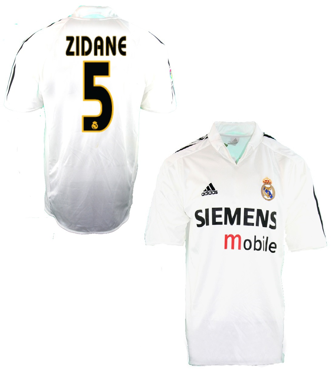 Adidas Real Madrid Trikot Luis Figo