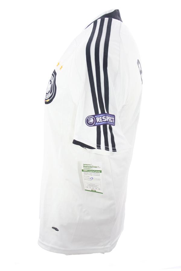 Adidas Deutschland Trikot 13 Michael Ballack 2008 Euro DFB