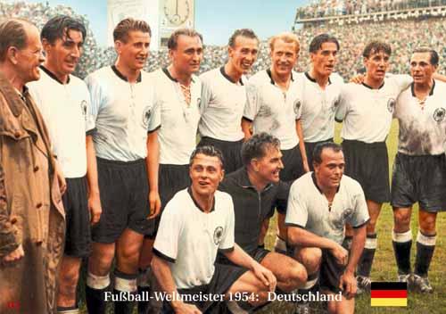 Deutschland Trikot 1954 Wm Das Wunder Von Bern 54 Retro Dfb