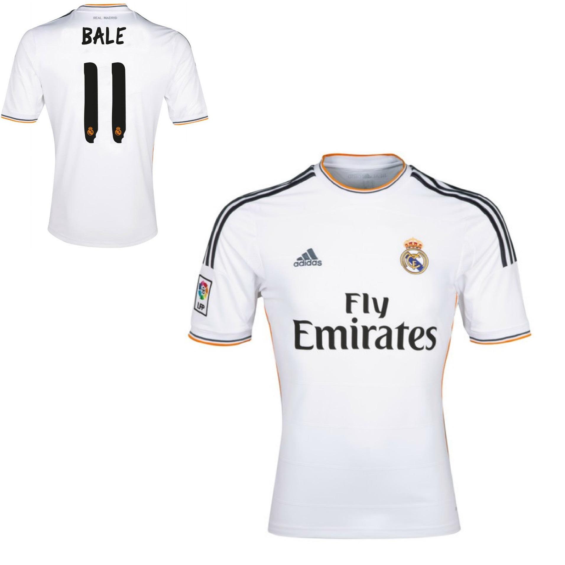 Bale Real Madrid Trikot